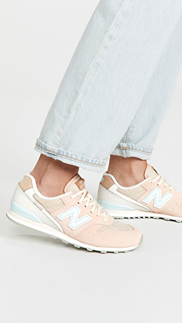 New Balance 996 Classic Sneakers