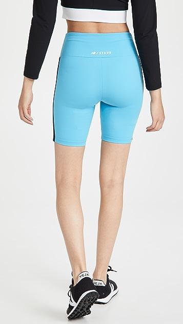 New Balance x STAUD 自行车短裤
