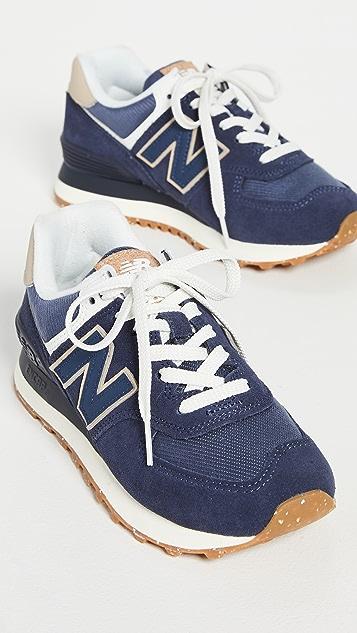 New Balance 574 经典运动鞋