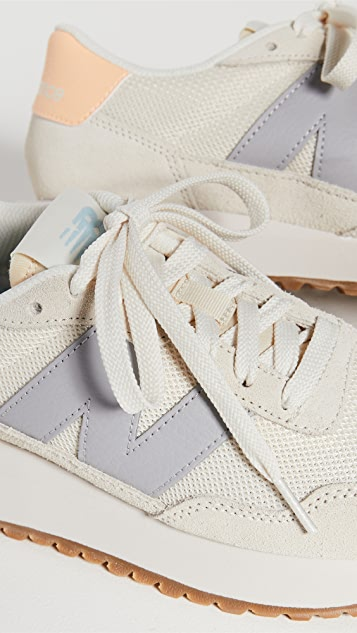 New Balance 237 Lace Up Sneakers