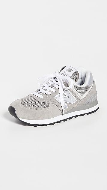 New Balance 574 Iconic 经典运动鞋