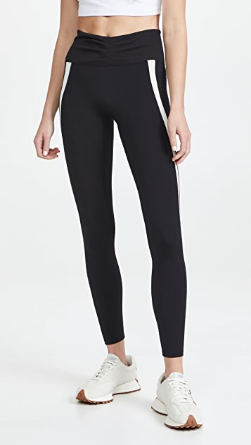 New Balance X BANDIER 超高腰连裤袜式贴腿裤