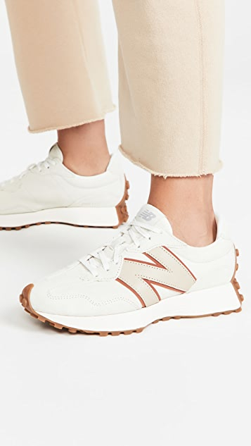 New Balance x Bandier 327 Sneakers