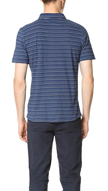 Native Youth Multi Stripe Polo