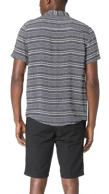 Native Youth Clovelly Short Sleeve Shirt