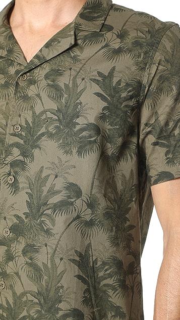 Native Youth Aldeburgh Short Sleeve Shirt