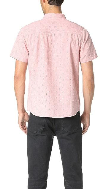 Native Youth Dawlish Short Sleeve Shirt