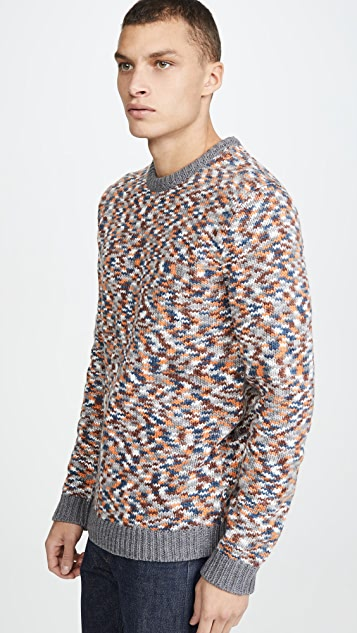 Native Youth Roar Knit Sweater
