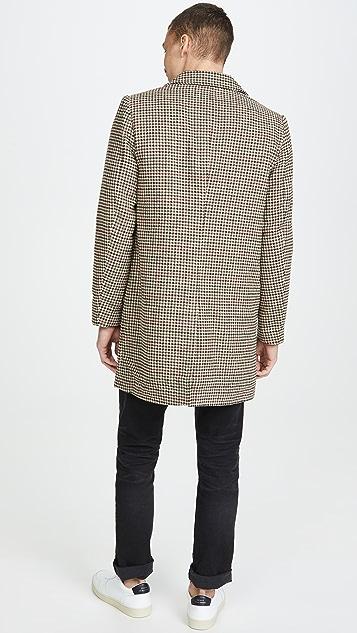 Native Youth Basingstoke Wool Topcoat