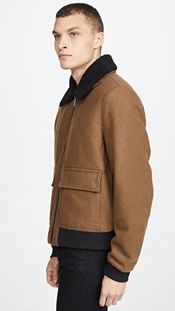 Native Youth Ellis Wool Jacket