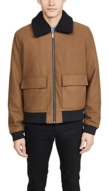 Native Youth Ellis Wool Jacket