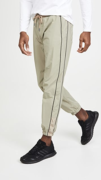 Native Youth Contrast Piping Pants