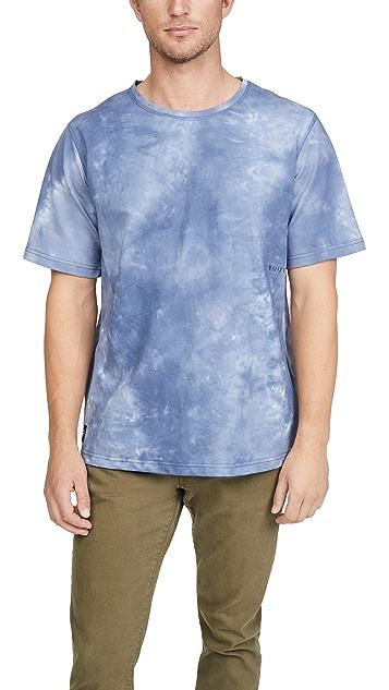 Native Youth Short Sleeve Washed T-Shirt