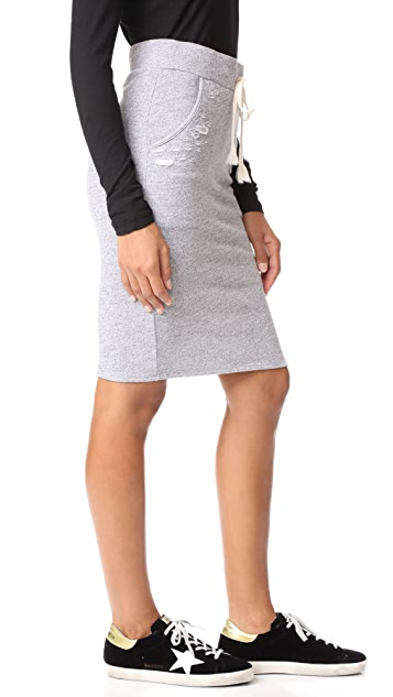 NYTT Sweatshirt Skirt