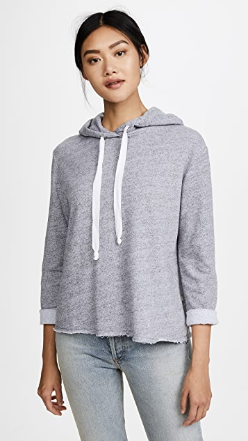 NYTT Harper Hooded Sweatshirt - Heather Grey