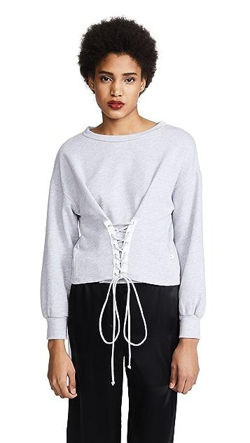 NYTT Riley Corset Sweatshirt