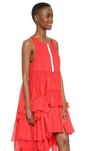 Natasha Zinko Maxi Dress