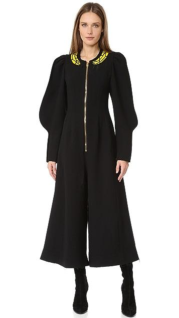 Natasha Zinko Long Sleeve Jumpsuit