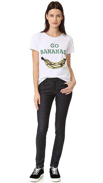 Natasha Zinko Go Banana T-Shirt