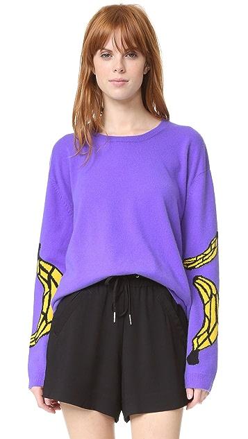 Natasha Zinko Cashmere Banana Sweater