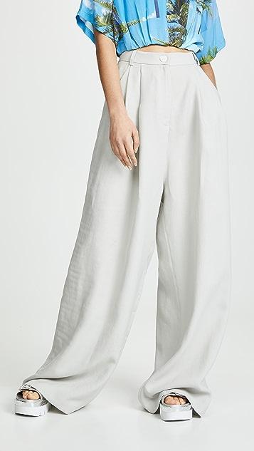 Natasha Zinko Wide Leg Trousers