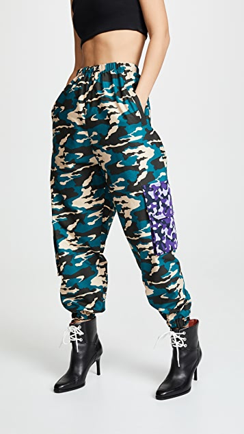 Natasha Zinko Multi Pocket Jogger Pants