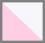 розовый/белый