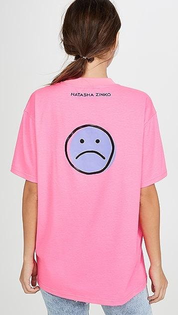 Natasha Zinko Printed T-Shirt