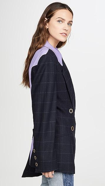 Natasha Zinko 双色夹克