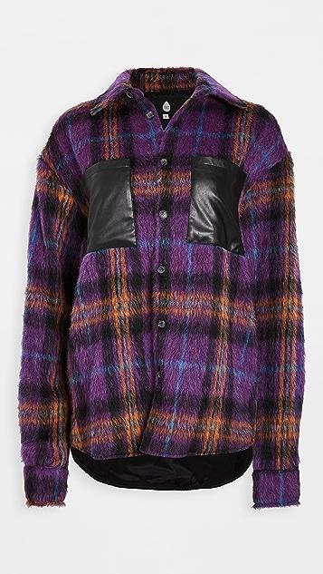 Natasha Zinko Duo Wool Shirt
