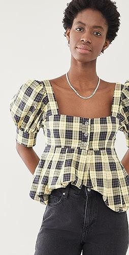 Natasha Zinko - 格子女式衬衫