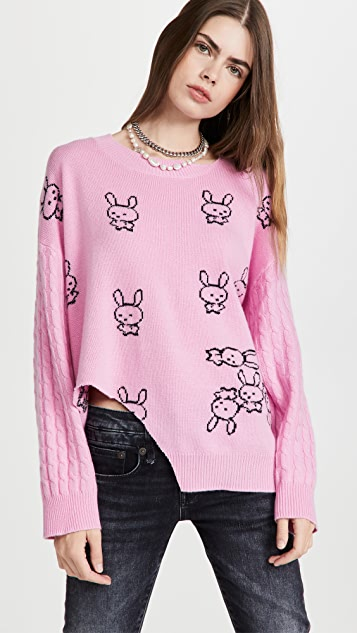 Natasha Zinko Pullover Sweater
