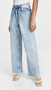 Natasha Zinko Light Wash Jeans