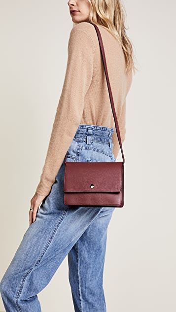 OAD Mini Messenger Cross Body Bag