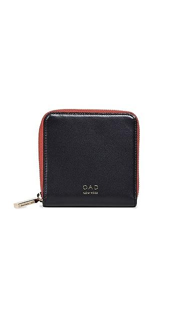 OAD Half Zip Caryall Wallet