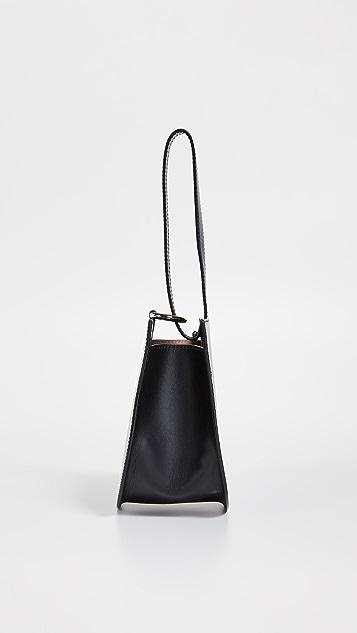 OAD Куполообразная сумочка с ремешком на запястье