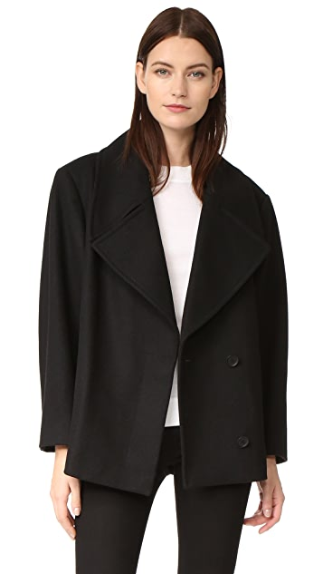 Oak Cropped Admiral Jacket