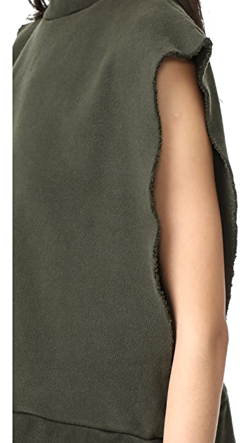 Oak Sideless Pullover