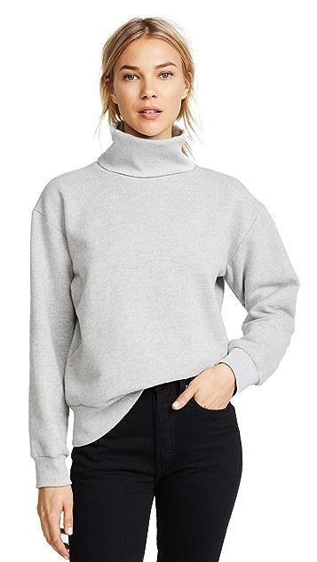 Oak Turtleneck Sweatshirt