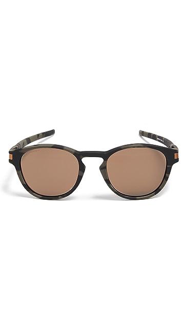Oakley Latch Camo PRIZM Sunglasses