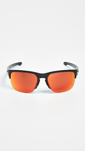 Oakley Silver Edge Sunglasses