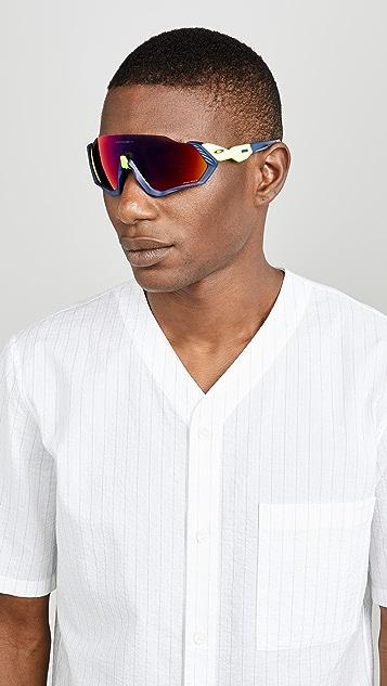 Oakley Flight Jacket Sunglasses