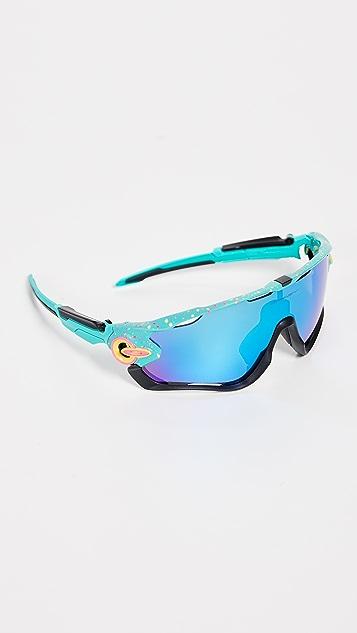 Oakley Jawbreaker Splatter Sunglasses