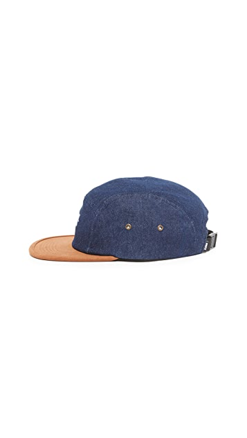 Obey Deschutes 5 Panel Hat