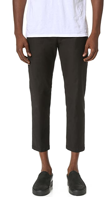 Obey Late Night Sateen Pants