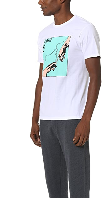 Obey Spark of Life Premium Tee