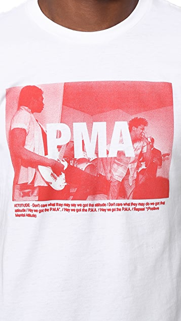 Obey Bad Brains We Got That PMA Tee