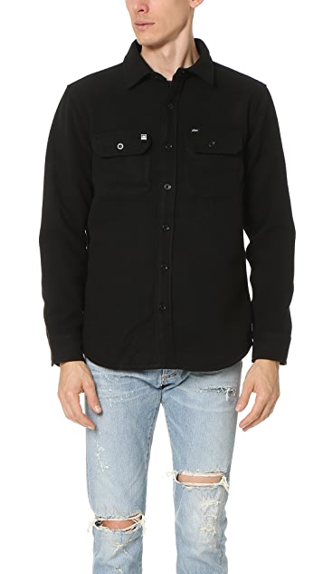 Obey The Jack Woven Jacket