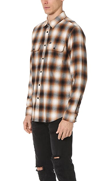 Obey Dobbs Woven Shirt