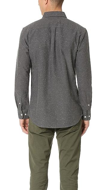 Obey Hadley Woven Shirt